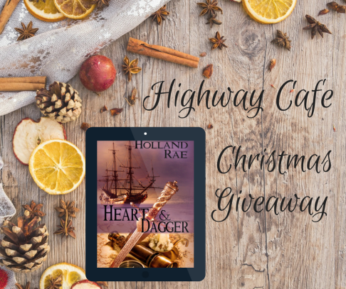 Highway Cafe Christmas Giveaway