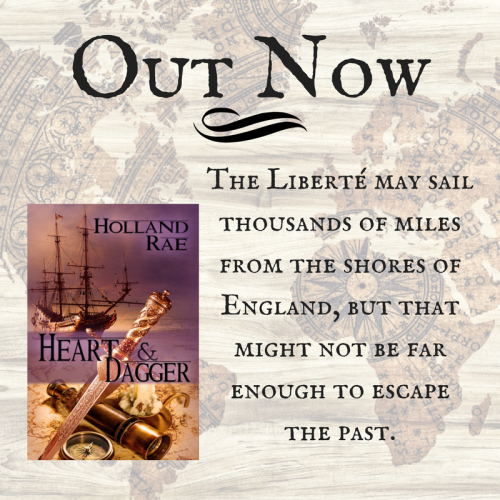 The Liberté may sail thousands of miles from the shores of England, but that might not be far enough to escape the past.