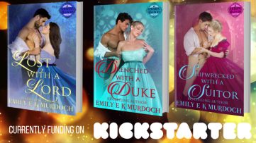 Ravishing Regencies Kickstarter